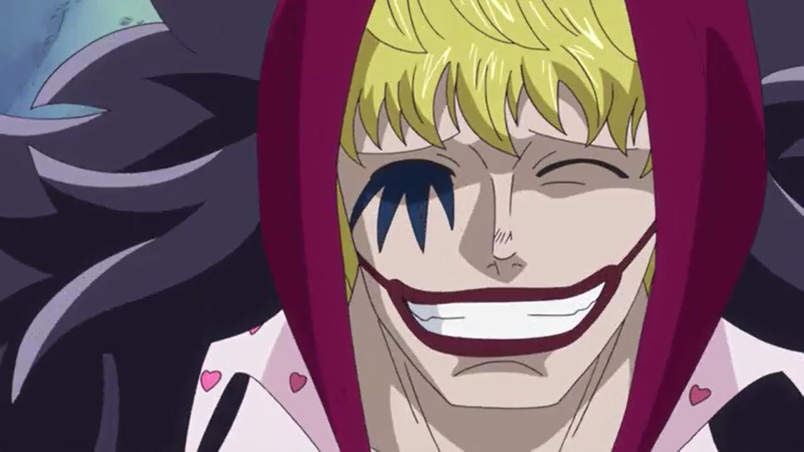 One Piece Law One Piece Anime Anime Anime Smile