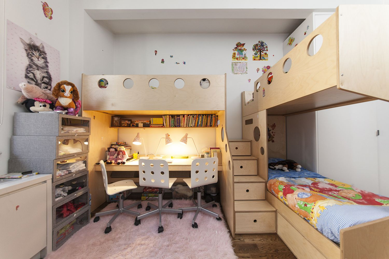 Loft bunk bed with desk  junior loft bed and desk  MUEBLES INFANTILES  Pinterest  Desk