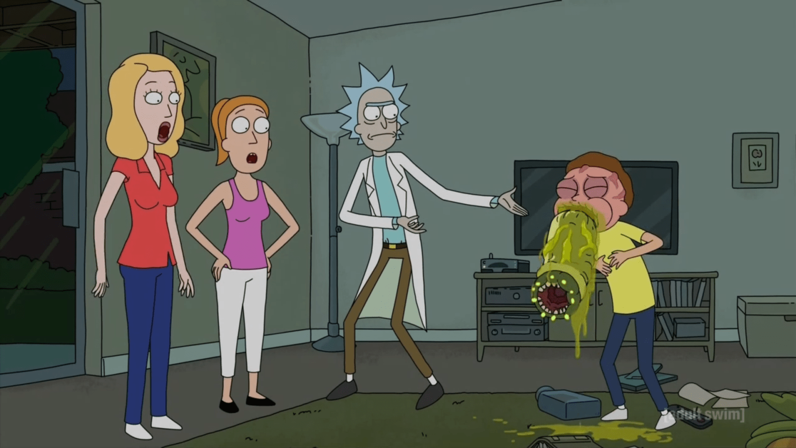 Rick And Morty Season 3 Episode Recap And Episode Guide Thought For Your Penny Rick And Morty Season Rick And Morty Rick