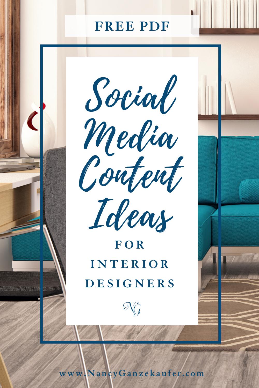What Should I Post On My Social Media Interior Design Instagram Interior Design Quotes Business Design