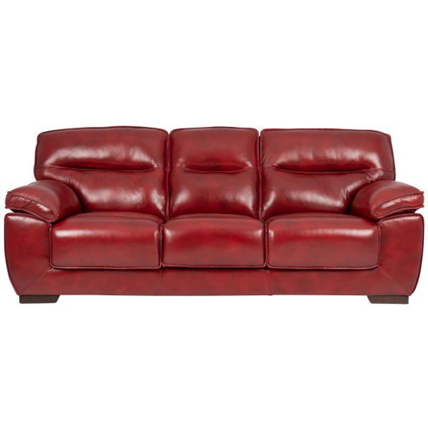 Fire Sofa In 2020 Red Leather Couches Best Leather Sofa Red Sofa