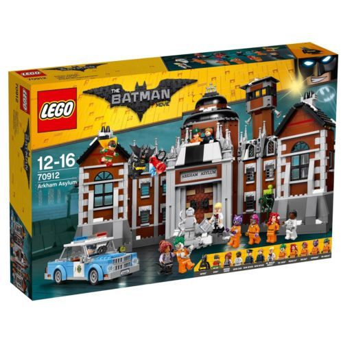 #Trending04 - The LEGO Batman Movie Arkham Asylum Set 70912 BRAND NEWFACTORY SEALED https://t.co/Ul2jgirVD1 E https://t.co/n7QFBUYWpf