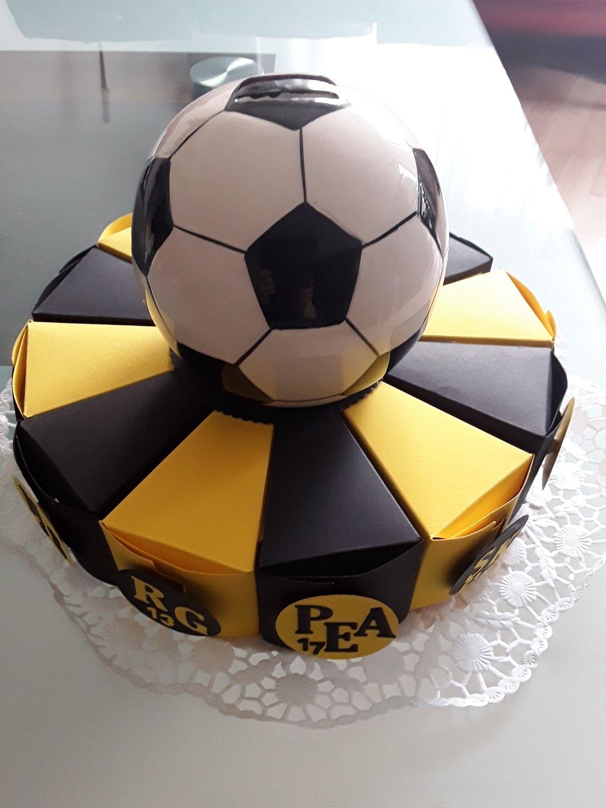 Geburtstagstorte BVB für meinen Freund zum 60 Geburtstag
