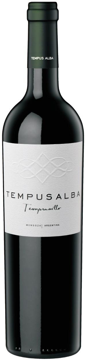 """""""Tempus Alba"""" Tempranillo 2010 / 2012 - Bodega Tempus Alba, Maipú, Mendoza---------------------- Terroir: La Arboleda (Tupungato)------------------------------ Crianza: 6 meses en barricas de roble 70% francés y 30% americano"""