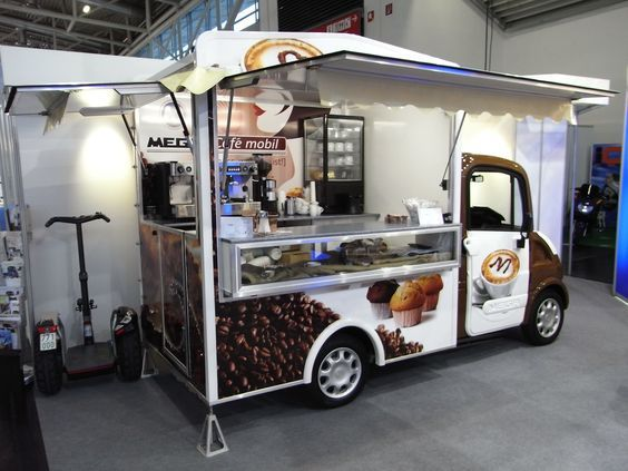 Used Food Trucks For Sale Under 5000 >> Image result for how to build food box trailer plans ...