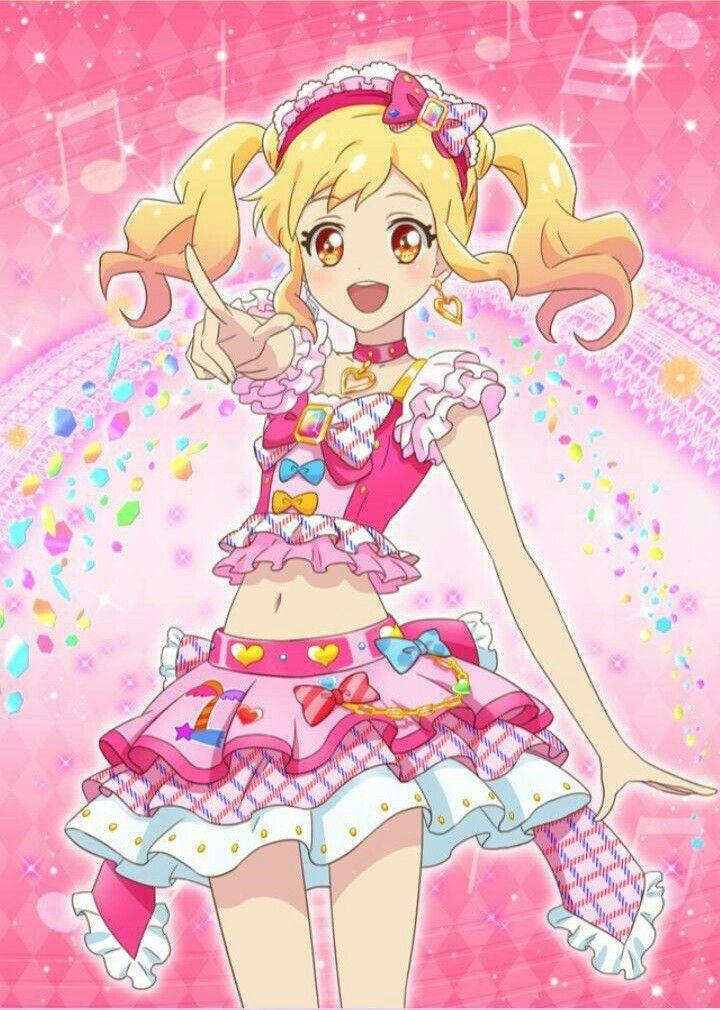 Aikatsu STARS! Yume Cô gái phim hoạt hình, Anime, Xử nữ