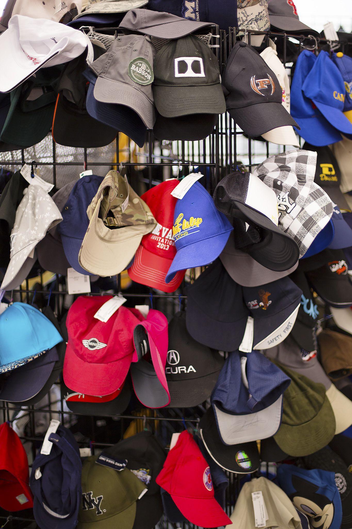 Seriously, get a cap!