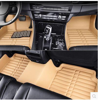 2015 Новый специальные коврики для Mitsubishi Outlander 7 2014 мест прочный ковер для Outlander 2015 2013 Бесплатная до Hyundai Elantra Interior Accessories