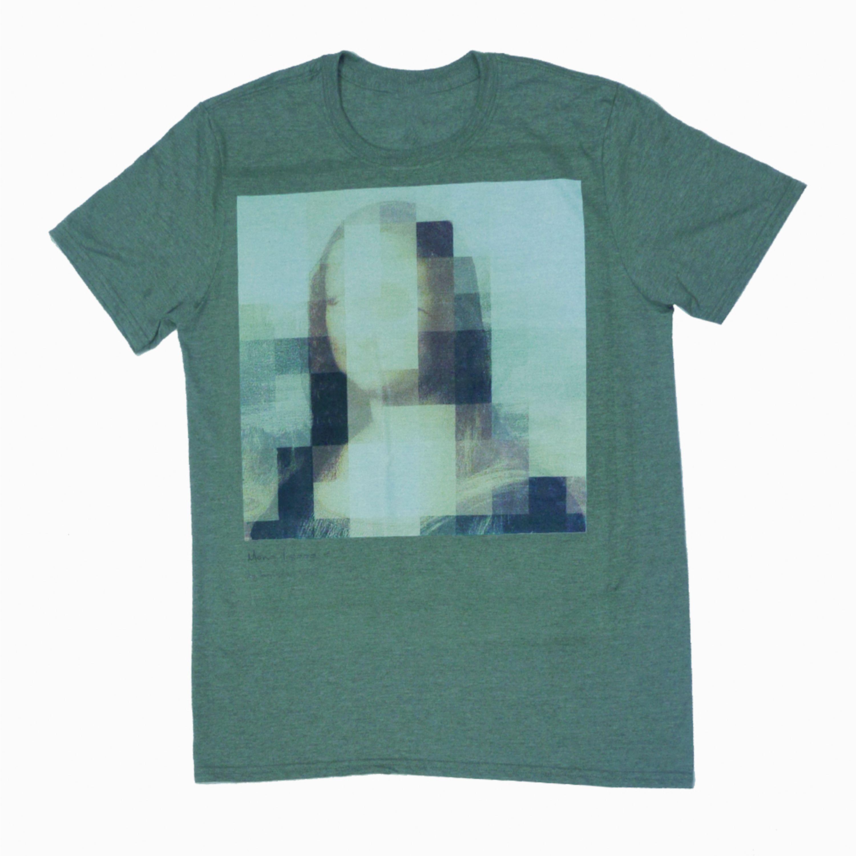 Mona Lisa, Green