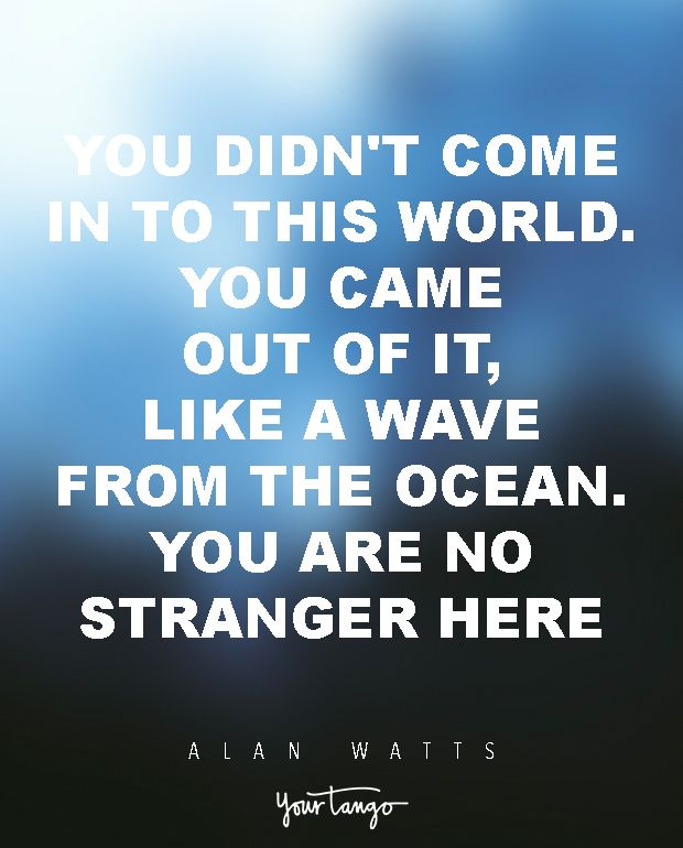 15 Powerful Alan Watts Quotes Will Make You Rethink Your Entire Life