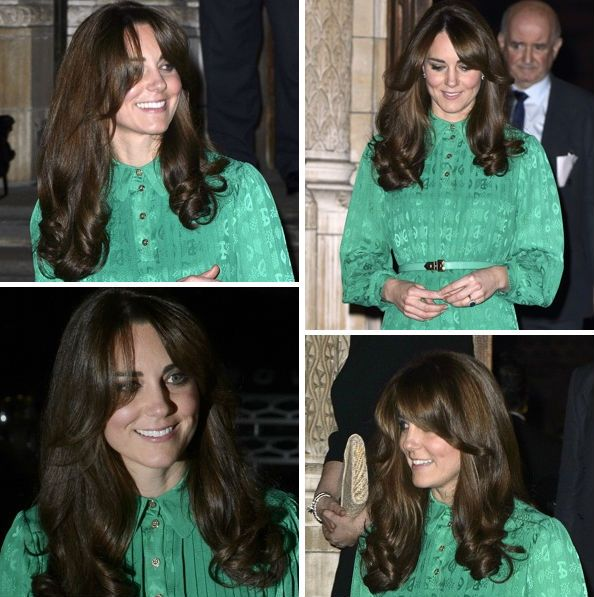 Behold Kate Middleton S Almost Bangs Kate Middleton News Kate Middleton Pretty Hairstyles
