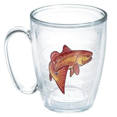 Tervis Tumbler Guy Harvey Redfish Mug Lid Included: