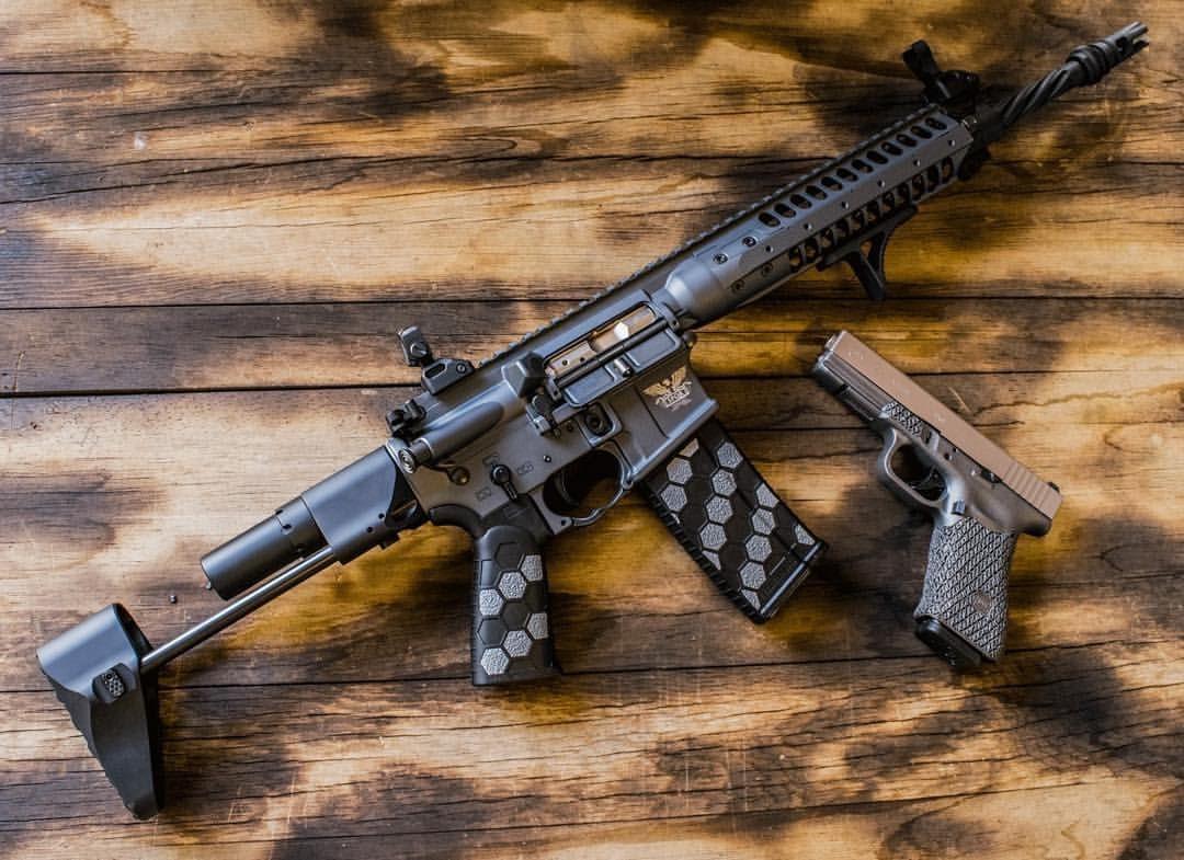 Gun Point — Limited Edition LWRC IC-Praetorian 5.56 PDW