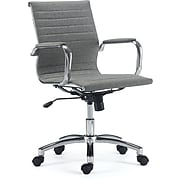 Get Free Shipping On Your Qualifying Orders Of Broyhill Lynx Fabric Executive Office Chair Armless Oatmeal Color 46436 Chair Best Ergonomic Office Chair Ergonomic Chair