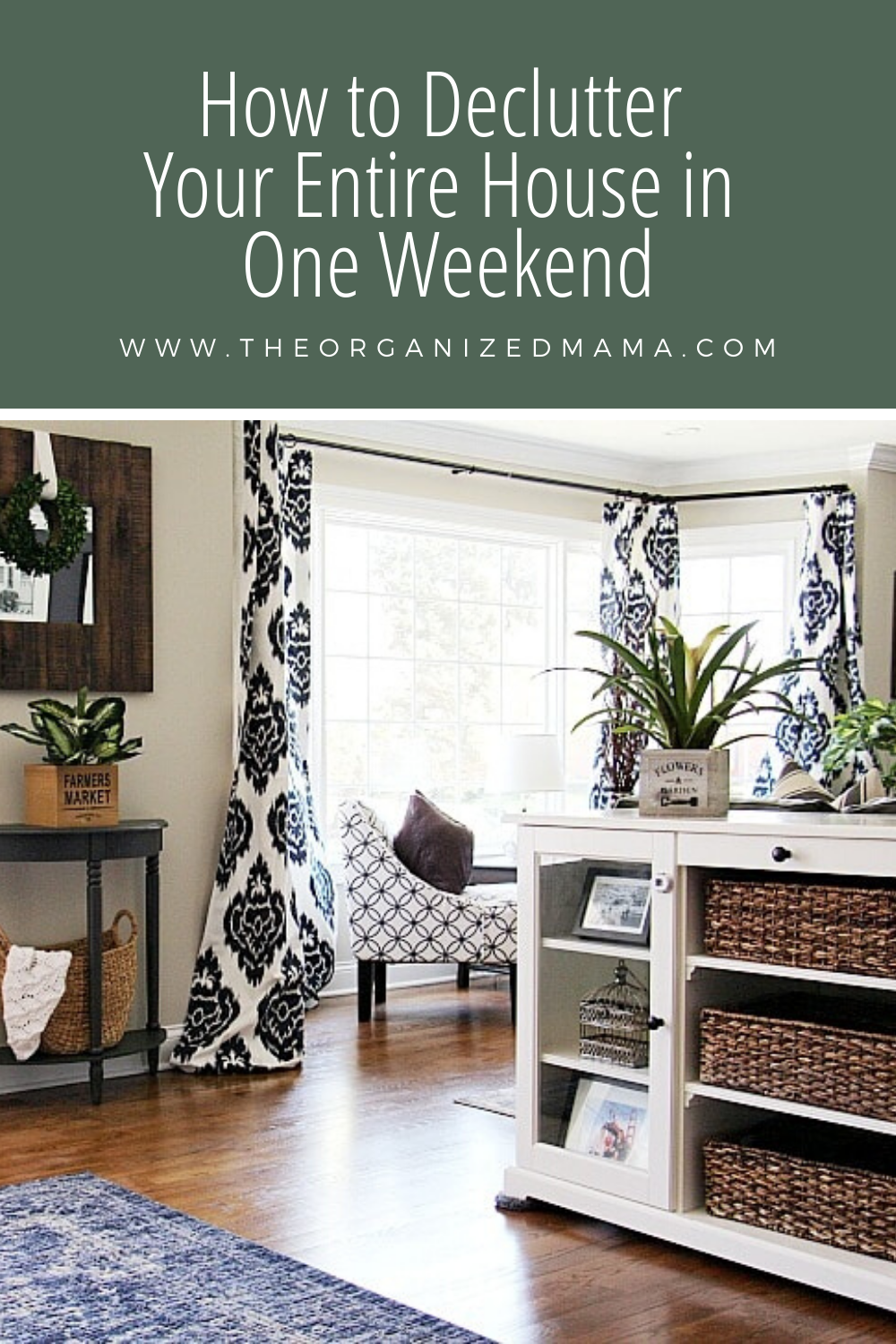 How To Declutter Your Entire House In One Weekend Declutter