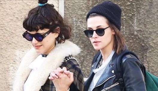 Kristen Stewart And new gf. Not sure what happened w/Alicia?!? http://nymag.com/thecut/2016/03/hot-take-all-eyes-on-kristen-stewart-soko.html?mid=facebook_thecutblog