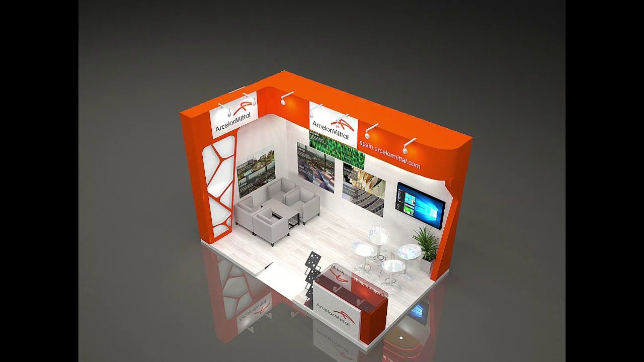 Trade Show Booth Design Ideas for Up Coming Gulf Food 2019