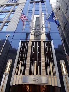745 5th Avenue 5th Floor New York City Ny 10151 New York City City New York