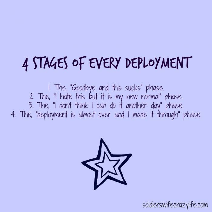 funny deployment quotes