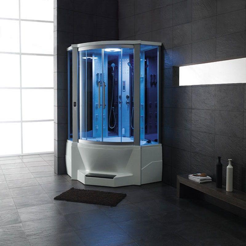 Mesda 701 Steam Shower With Whirlpool Bathtub Http Lanewstalk