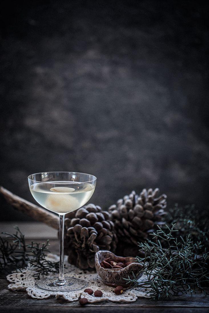 Lychee Martini | The Macadames #lycheemartini
