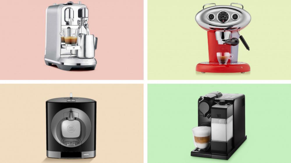 Best pod coffee machine 2020 Nespresso, Dulce Gusto or