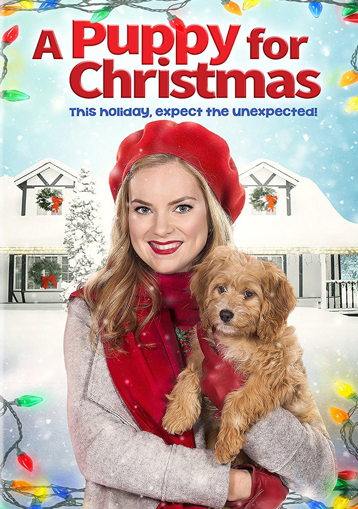 A Puppy for Christmas [DVD] [2015] Christmas dvd