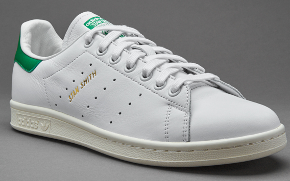 Calzature famose Adidas Originals STAN SMITH SNEAKERS IN