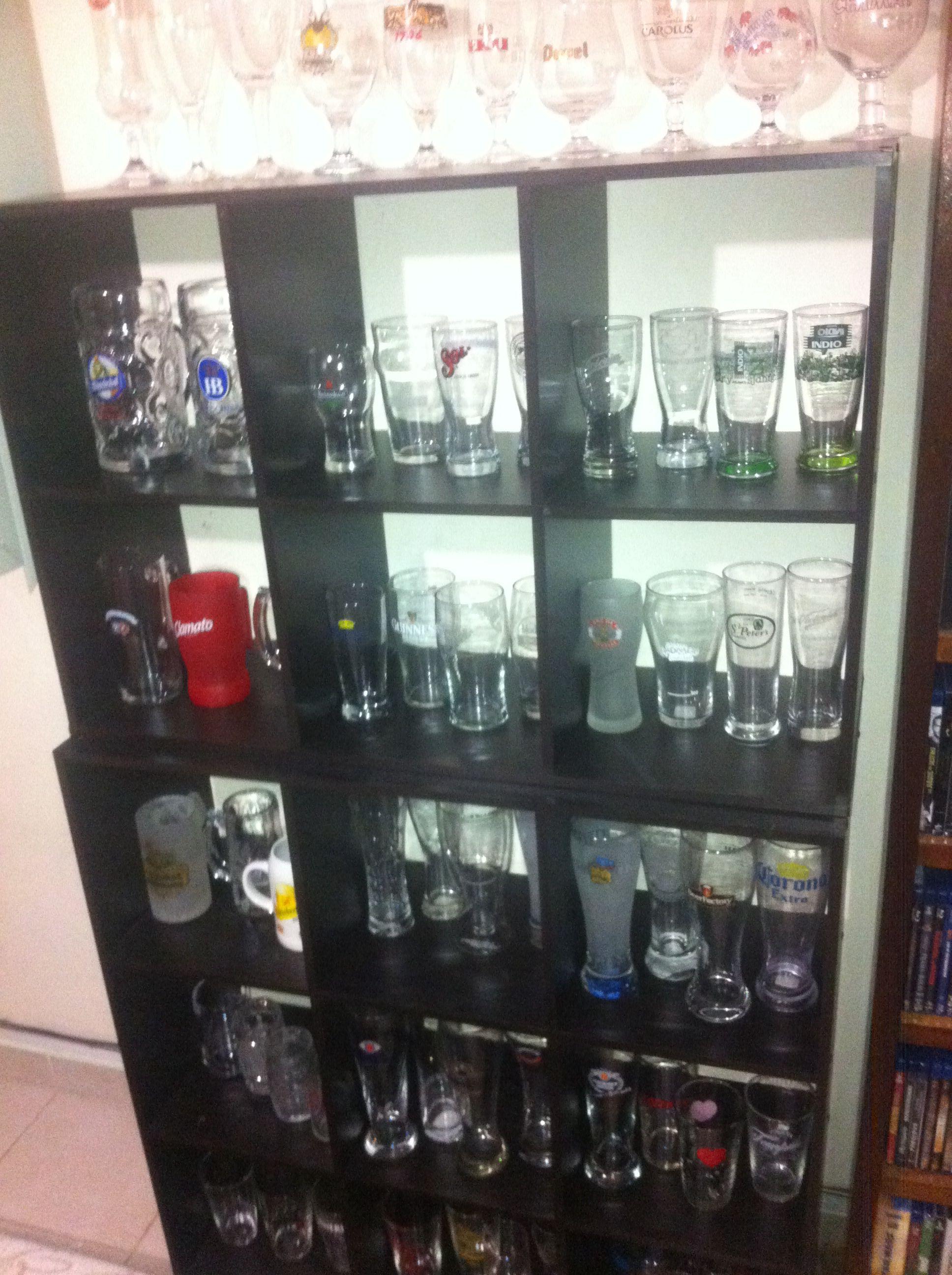 Man Cave Vending Machine : Beer glasses collection cerveza pinterest