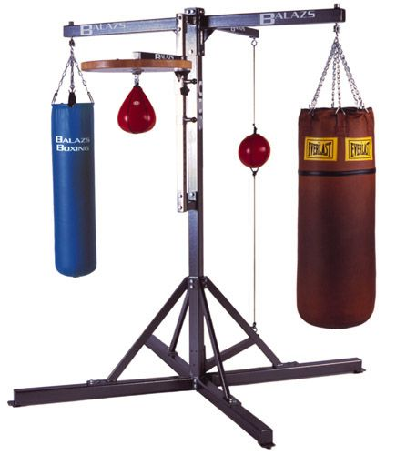 Home Gym Heavy Bag: Punching Bag Stand