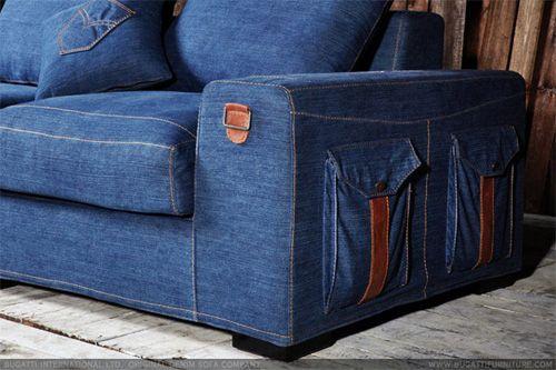 Sofa De Jeans My Style
