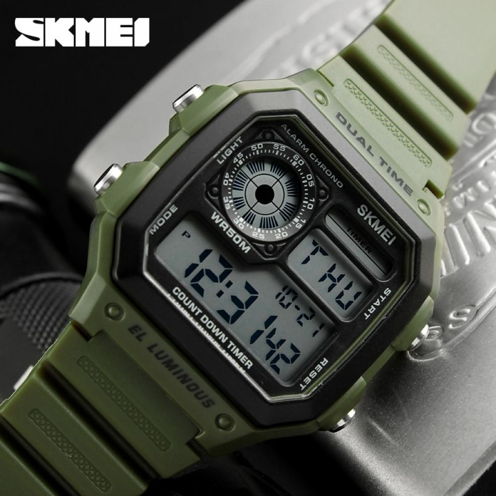 Sports Watch Men Famous LED Digital Watches #sportswatches