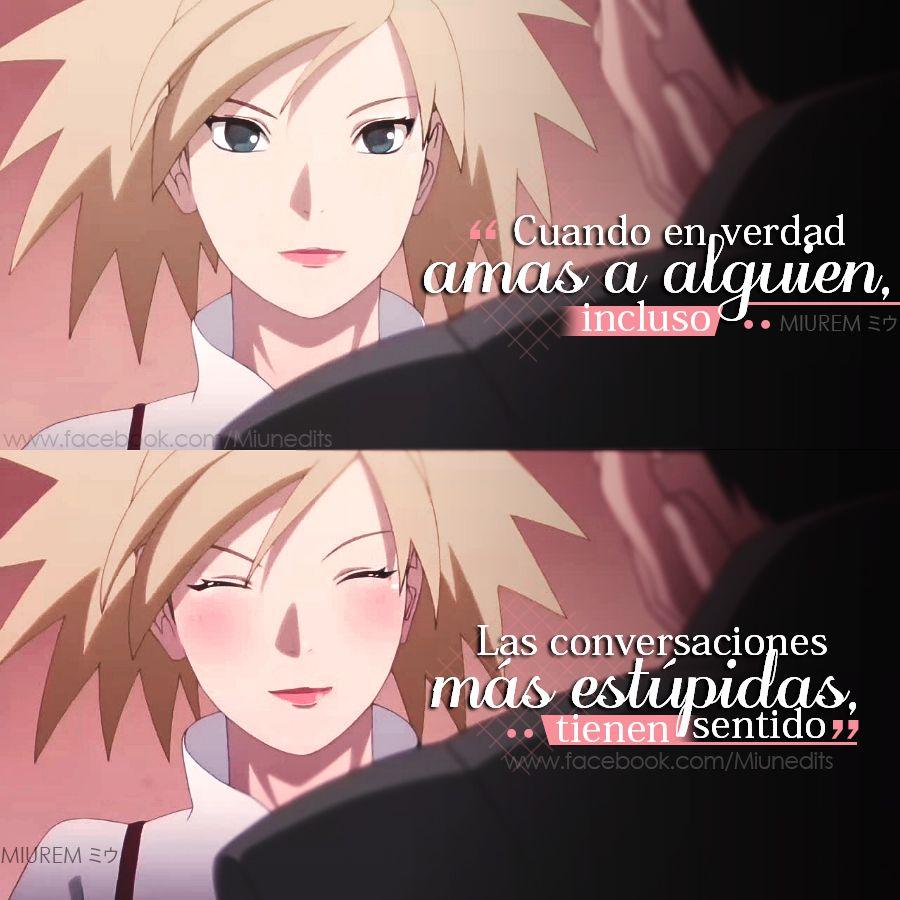 Temari | Naruto Shippuden | Frases De Anime