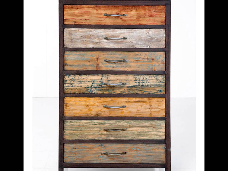 Muebles Hechos Con Madera Reciclada Muebles Pinterest Madera  # Muebles De Madera Sostenible