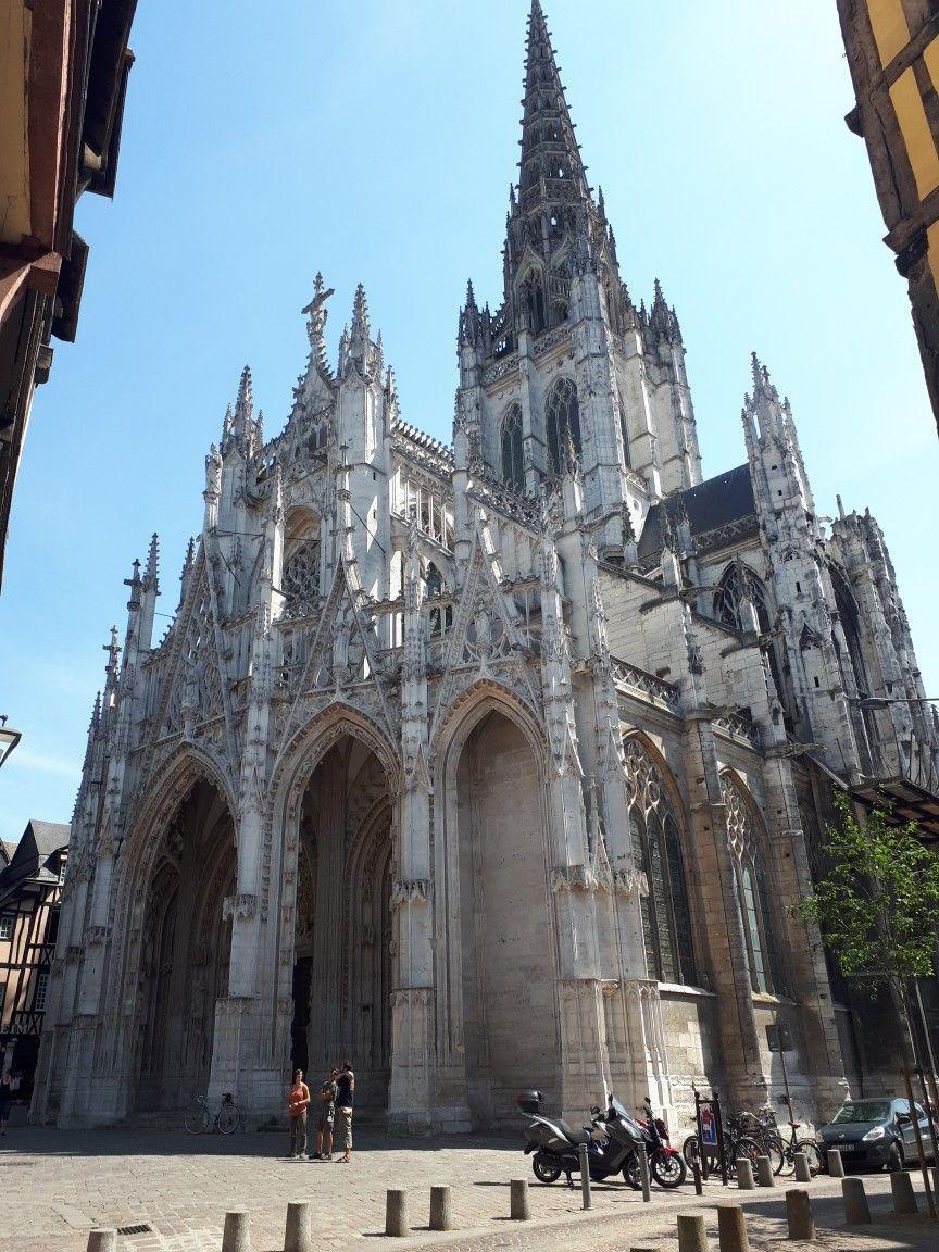 Eglise Saint Maclou Rouen Normandie Saint Maclou Rouen Eglise