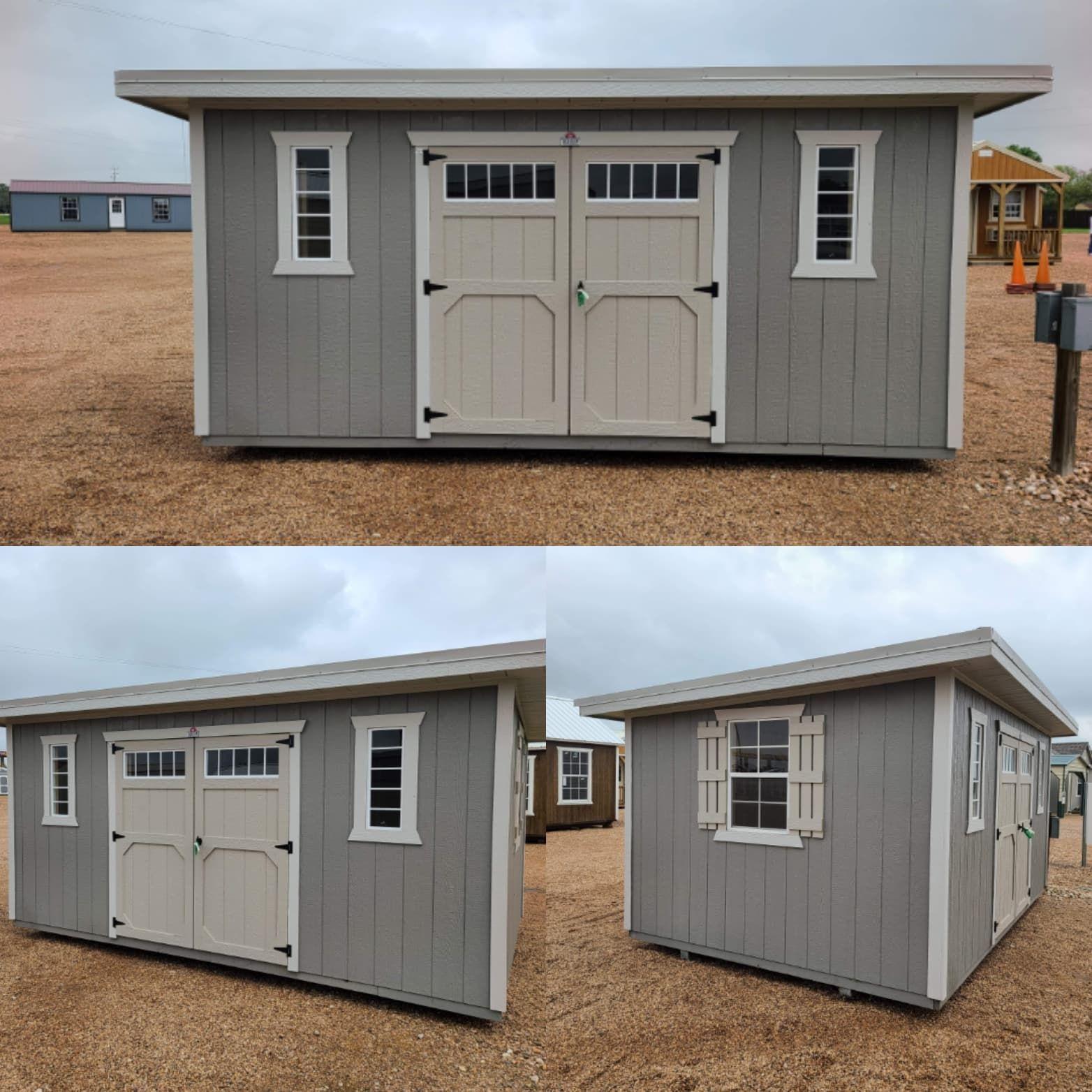 Enterprise Super Center Giddings Derksen Portable Buildings In 2020 Portable Buildings Portable Storage Buildings Shed Makeover