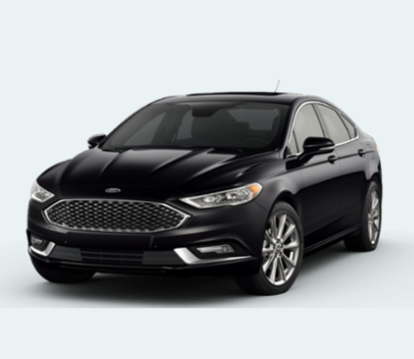 The 2017 Ford Fusion Platinum Sedan FWD is very luxurious