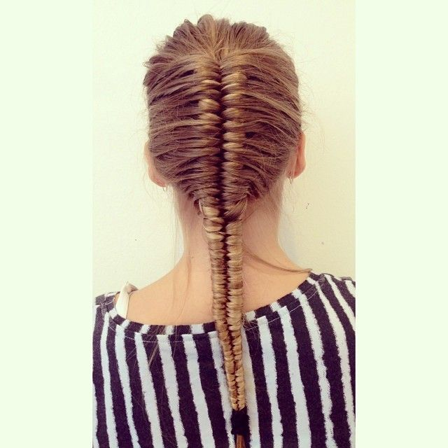 French Infinity Braid Hair Inspiration Color Hair Styles Hair Beauty
