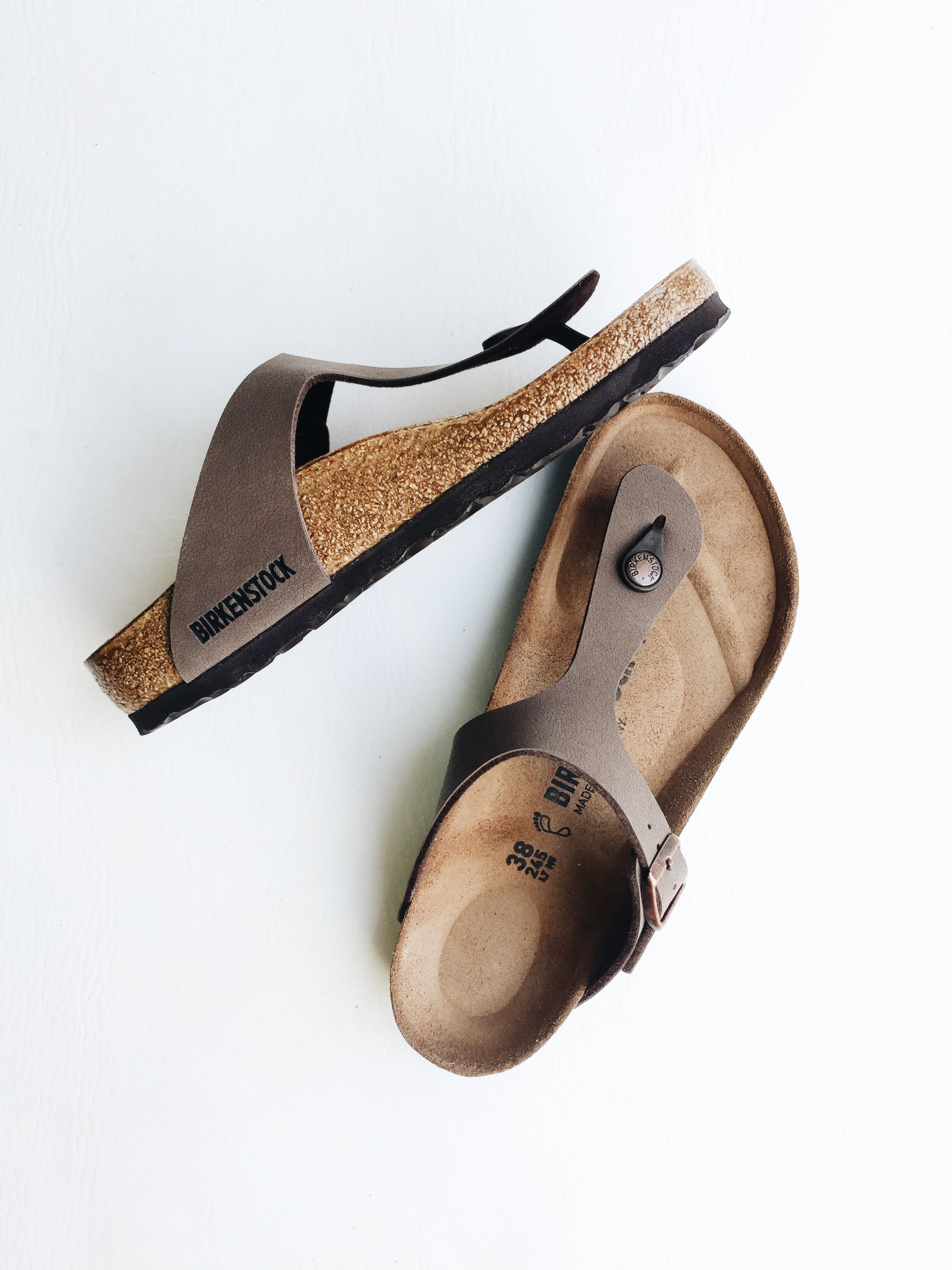 BIRKENSTOCK GIZEH | Womens Sandals | Trendy shoes, Fall