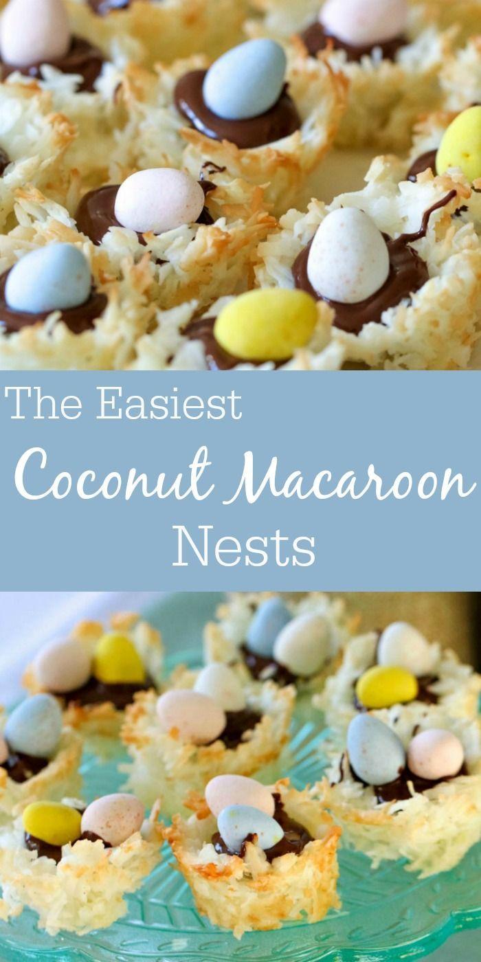 Photo of Coconut Macaroon Cookies