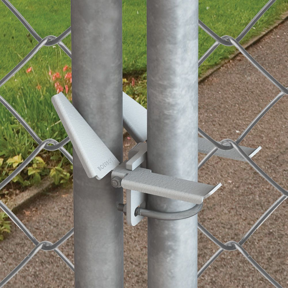 Chain Link Fence Gate Latch Awesome Cerraduras, Herrajes