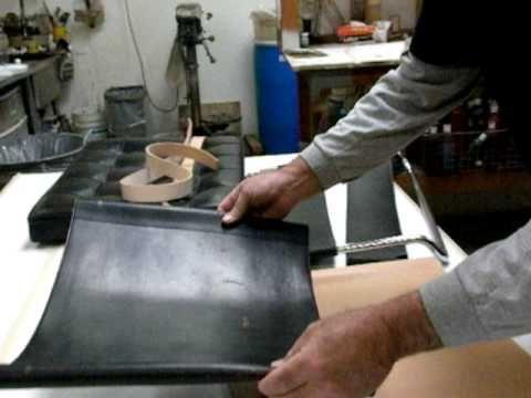 Knock Off Barcelona Chair polished-yarn fabric.   b3 wassily chairmarcel breuer