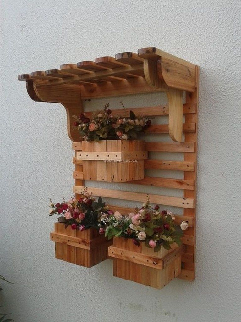 34 Impressive Ways To Make DIY Pallet Project Just for You