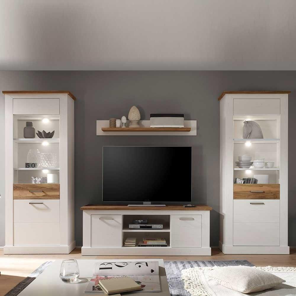 Wohnzimmer Schrankwand Weiss Furniture Home Decor Home