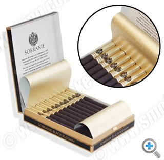 Players cigarettes Parliament buy