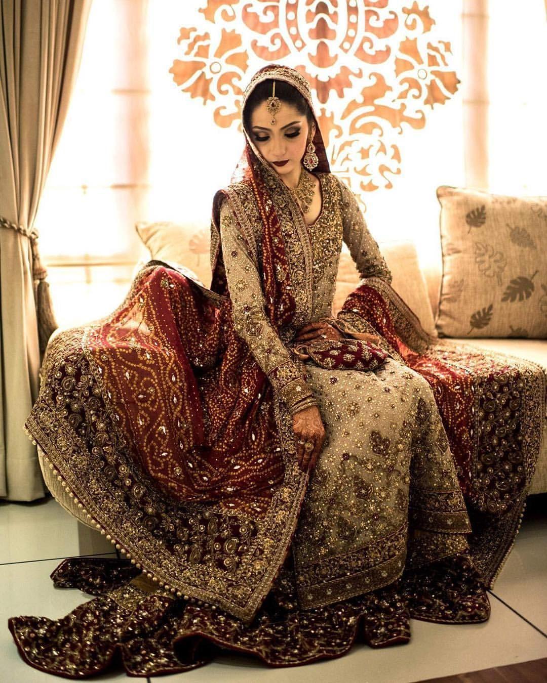 55e0726b0 Pin by nooha on Pakistani wedding dresses in 2019
