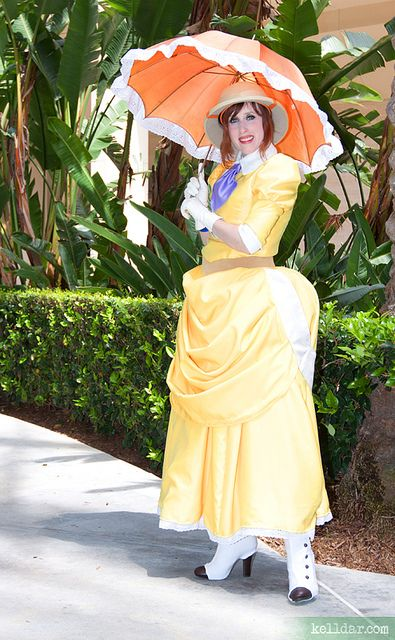 Home Clever Free Shipping Customized Tarzan Jane Dress Cosplay Dress No Umbrella And Boots