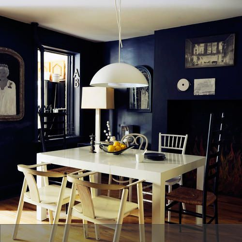 st hle sammelsurium wohnen in blau pinterest. Black Bedroom Furniture Sets. Home Design Ideas