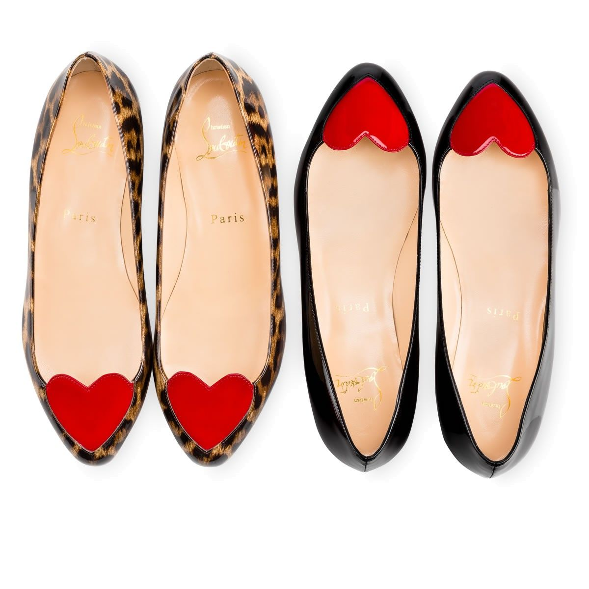 Chaussures femme Doracora Vernis Christian Louboutin