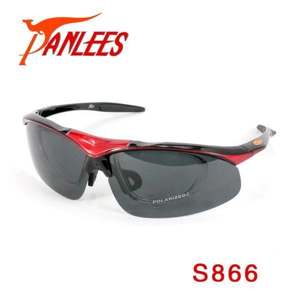 270f950ee51 FuzWeb Hot Sales Panlees Prescription Sunglasses 4 Lens interchangeable  Polarized Outdoor Sport Glasses RX Insert
